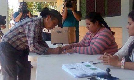 Los habitantes de Cinquera votaron abrumadoramente contra la minera metálica