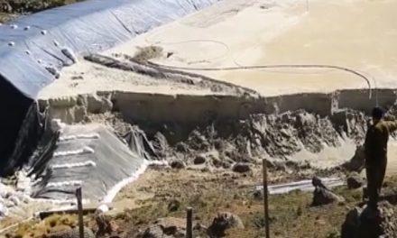 Archivaron causa por derrame de 15 millones de litros de relaves mineros en los ríos Molloco, Huaruro, Latica y Colca