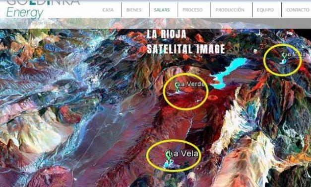 Ya hay dos empresas mineras trabajando en la Reserva Provincia Laguna Brava
