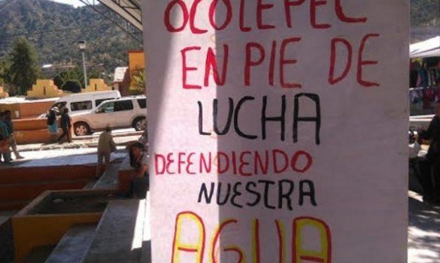 Minería compite por tierra y agua con poblaciones de Puebla