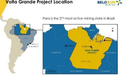 Suspenden licencia de canadiense que explotaría mayor mina de oro de Brasil