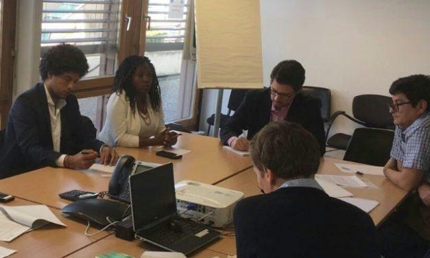 Inician la defensa internacional de la consulta popular de Cajamarca