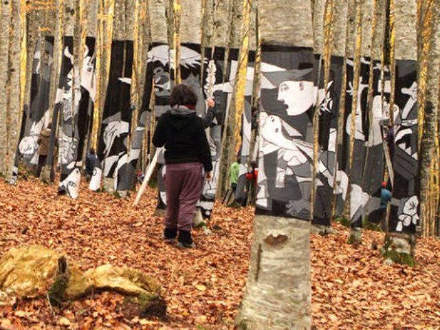 El Tribunal Supremo de Navarra confirma la anulación del proyecto de mina en el hayedo de Zilbeti