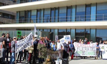 La Junta paraliza la mina de uranio en Salamanca