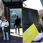 Asambleas Patagónicas entregaron carta contra la central nuclear en la Embajada de China