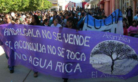 Andalgalá: las voces catamarqueñas que frenaron a una minera
