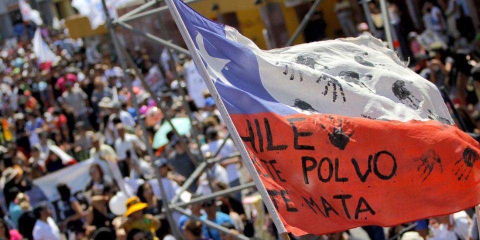 Cáncer y contaminación por metales, la otra cara de la minería en Chile