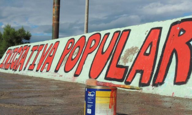 Ante la grave crisis hídrica en Chubut, tratamiento y aprobación de la Iniciativa Popular