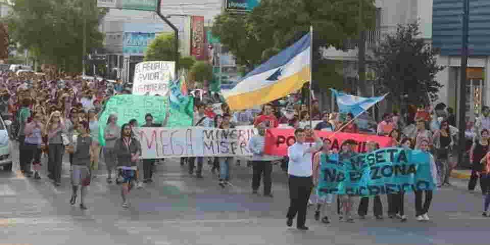 Asambleas y comunidades originarias de Chubut se posicionan ante la cumbre ambiental