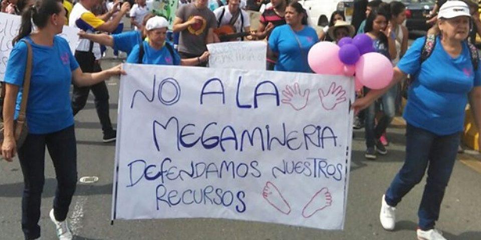 La cruzada popular contra la política minera del Gobierno colombiano