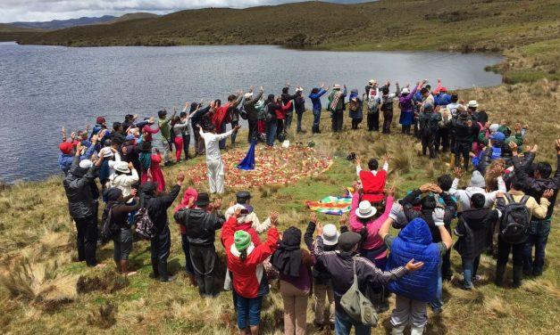 Pueblo kañari y comunidades campesinas afectados por la minería