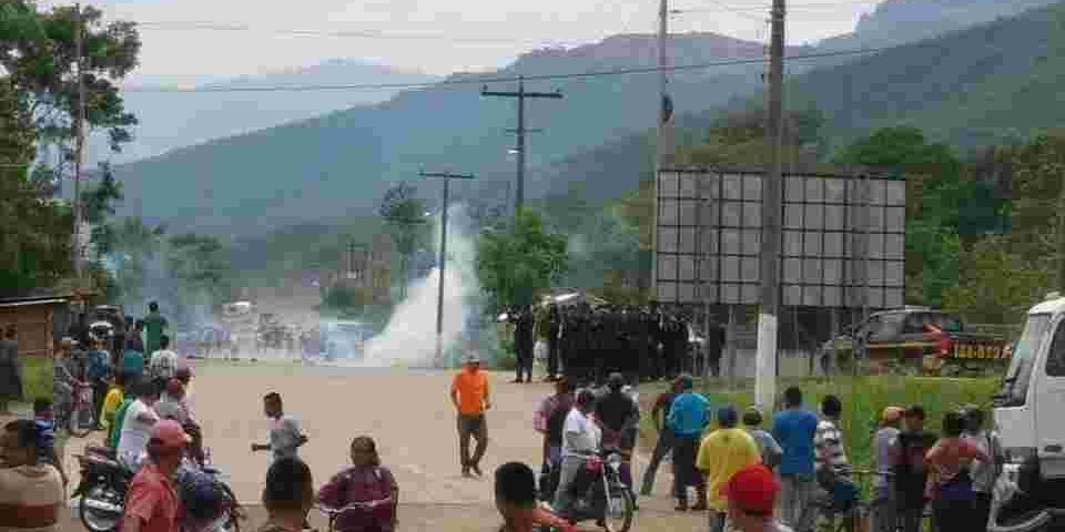 Protesta contra minera rusa deja un muerto y heridos en Guatemala