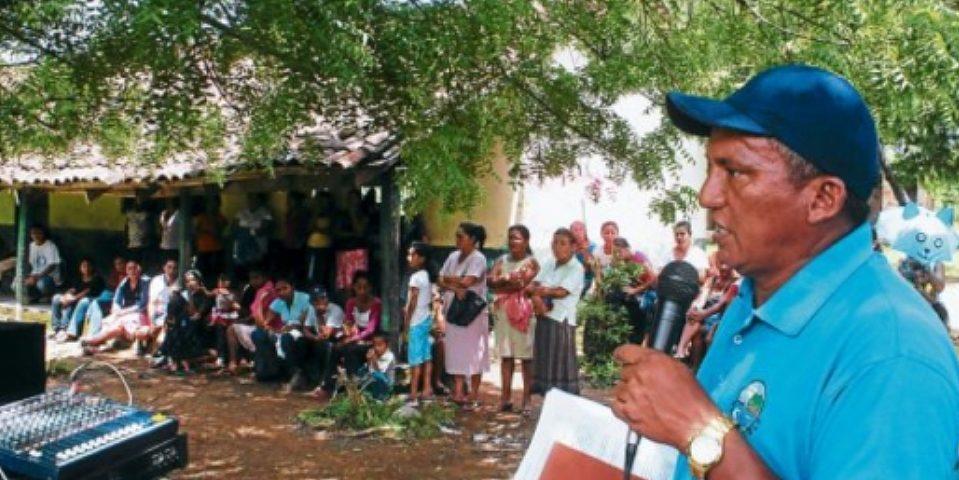 Pobladores del sur de Honduras contra explotación minera