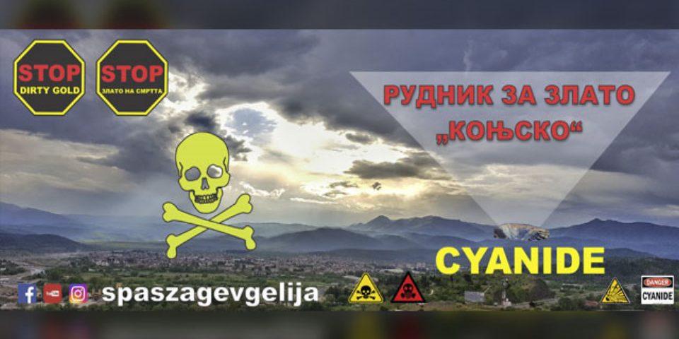 Pequeño pueblo de Macedonia votó un gran no a la minería