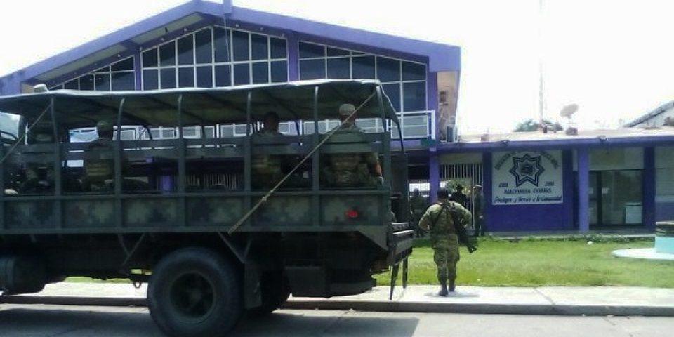 Opositores a la minería en Chiapas son intimidados por policías y militares