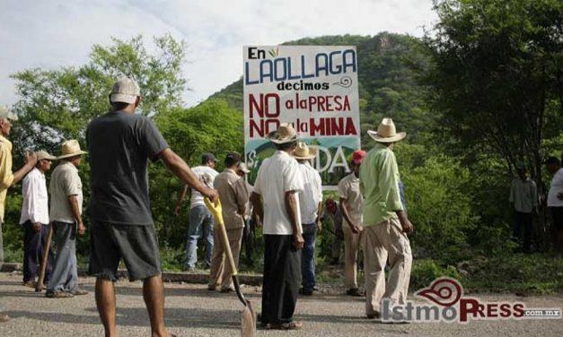 Laollaga, Oaxaca contra el despojo minero