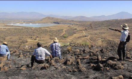 Autoridades agrarias de Ocotlán y Ejutla repudian proyecto minero en Oaxaca