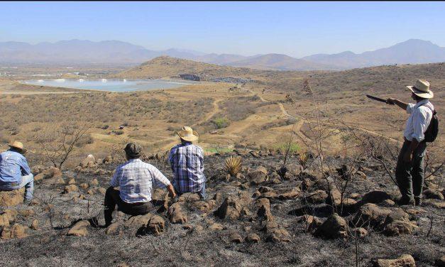 Defensores acusan de hostigamiento a minera Fortuna Silver Mines