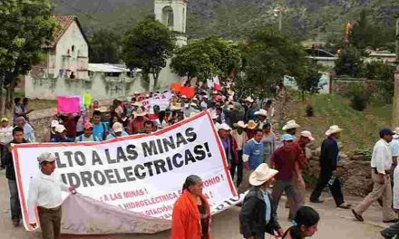 Más de 120 conflictos ambientales en México por explotación minera