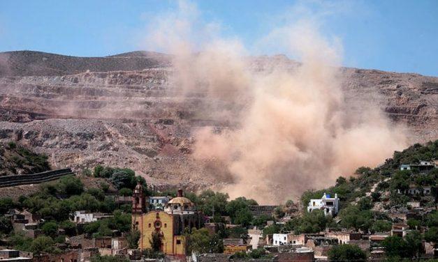 Diputados quieren deducir impuestosa las mineras: deberían prohibir la minería en México