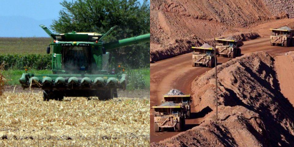 """Daño alimentario de la minería: """"No hay que cultivar maíz en zonas mineras"""""""