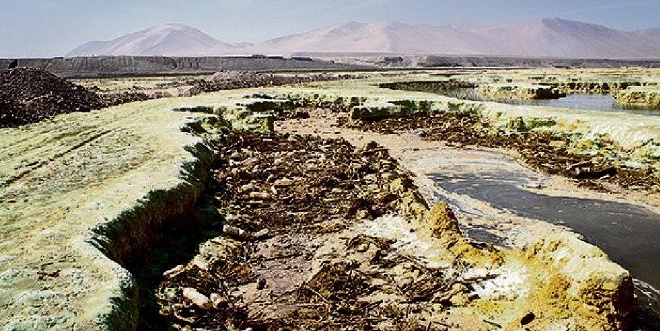 Sector minería es el más sancionado en el sur peruano por daños al medio ambiente