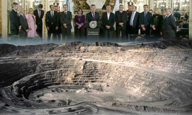 Gobierno nacional impulsa una ley minera para que se explote enprovincias que la prohíben