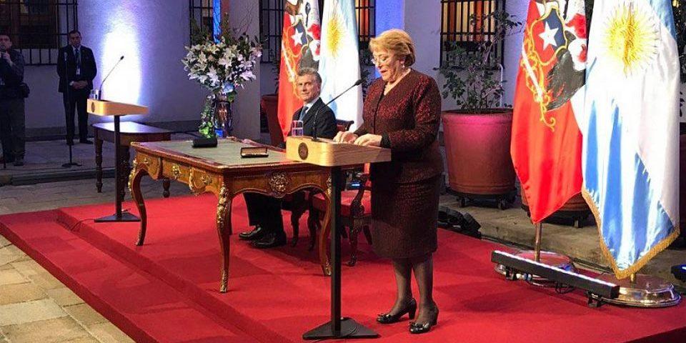 Macri quiere imitar el modelo minero chileno