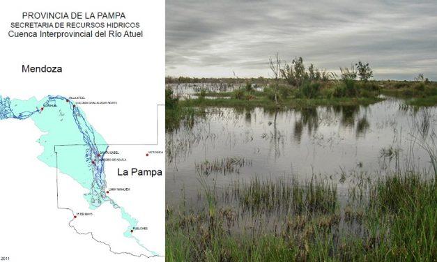 Tensión y conflicto por el acceso al agua en el oeste pampeano. El caso del río Atuel