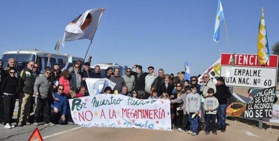 """Catamarqueños repudian Acuerdo Federal Minero: """"No queremos ser poblaciones sacrificables"""""""