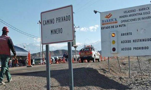 Una mina fuera de código: Juez levantó suspensión de Veladero sin inspeccionarla