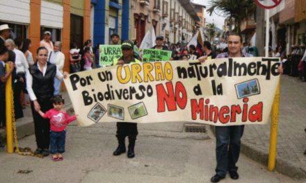 Municipios de Antioquia solicitan autonomía para decidir sobre minería