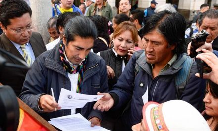 Pueblos indígenes piden al presidente que declare a Ecuador libre de minería