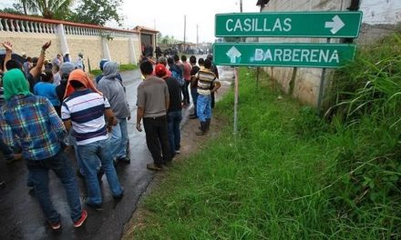 Localidades de Guatemala exigen la salida de la minera San Rafael