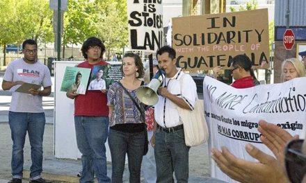 Canadá admite demanda de guatemaltecos contra minera