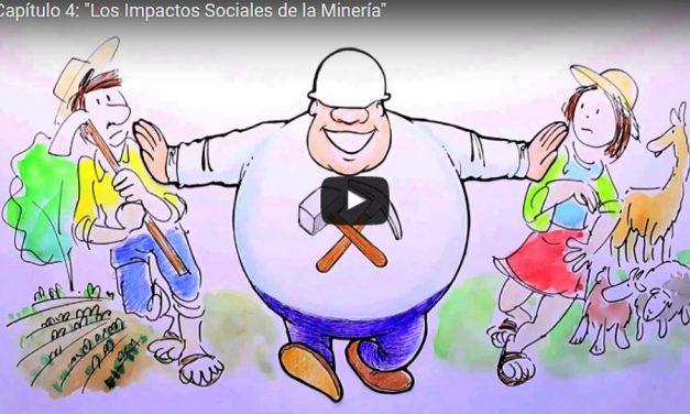 """Videos """"Minería: (De)construyendo el futuro de todos"""""""