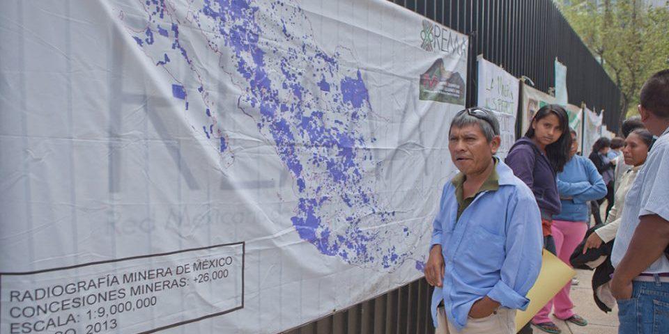 """Red Mexicana de Afectados por la Minería reprocha informe de la ONU por """"solapar"""" al gobierno"""
