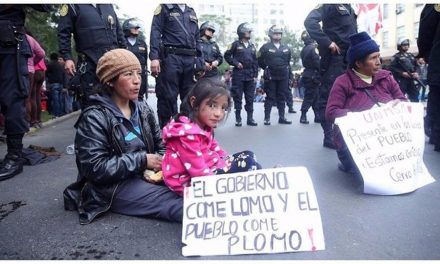 Gobierno peruano declara emergencia sanitaria por contaminación minera