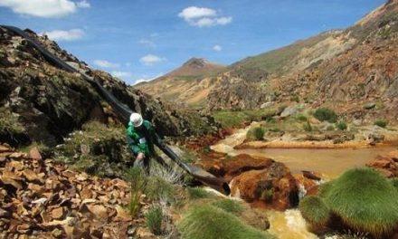 Dictan nueva medida preventiva a minera por contaminación ambiental en Puno
