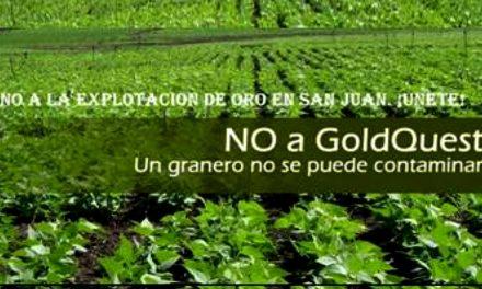 Gold Quest y gobierno dominicano a punto de iniciar destrucción agropecuaria
