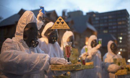 """Vecinos y organizaciones de Bariloche pidieron que Río Negro se declare """"no nuclear"""""""