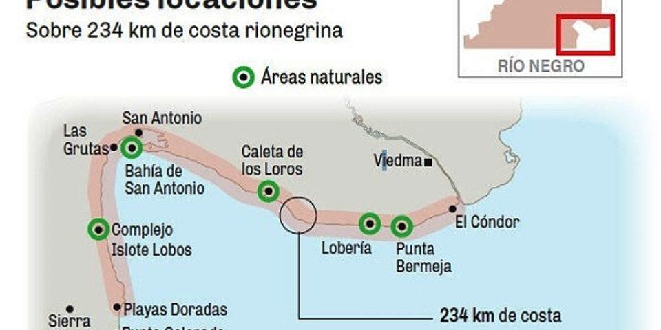 Viedma y San Antonio Oeste poseen legislación que prohíbela generación nuclear