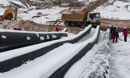 Remodelaciónde mina Veladero avanzó el 70 por ciento