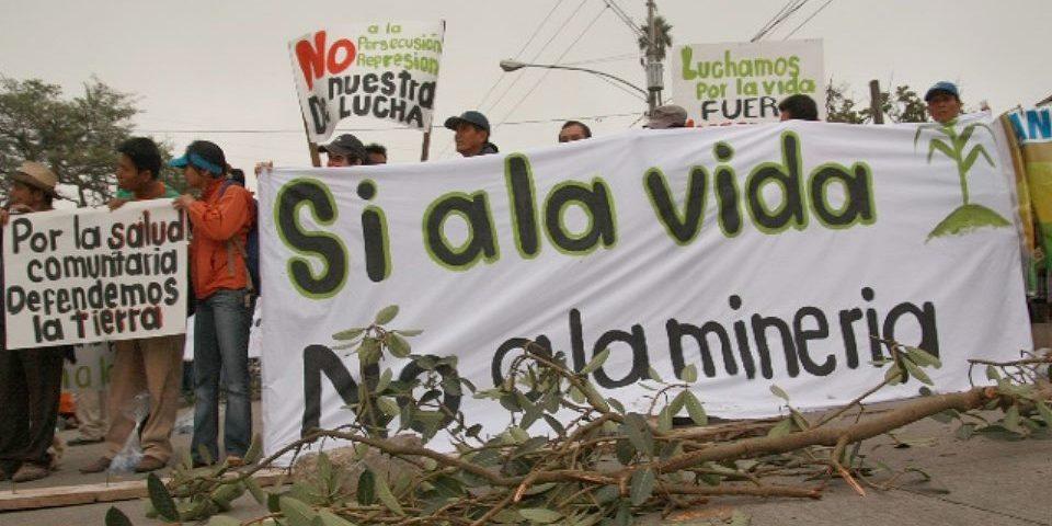 Surge movimiento comunitario frente a la minería industrial en Nicaragua