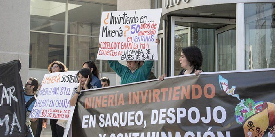El reacomodo del sector minero chileno: profundizando la adicción extractivista