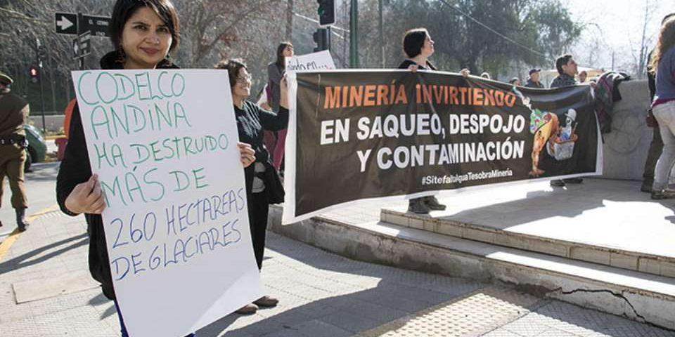 """Organizaciones socioambientales intervienen cumbre """"Investing Latam Mining"""""""