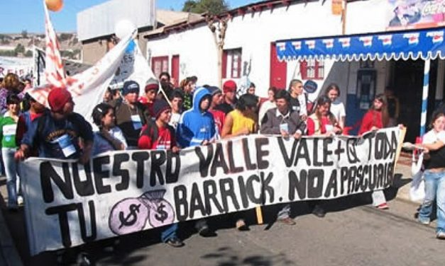 Barrick prepara nuevo estudio para reactivar Pascua-Lama de manera subterránea