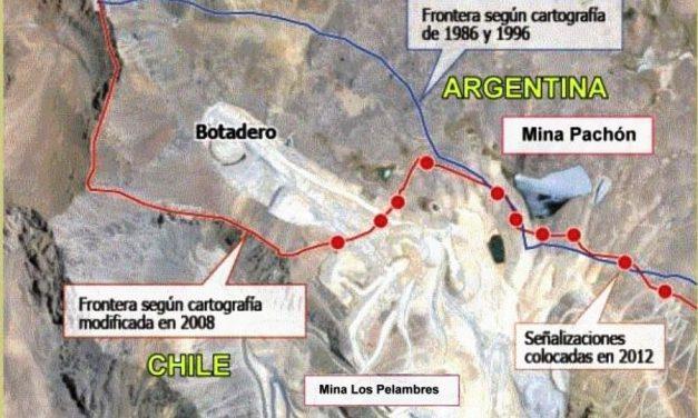 Habilitan el paso para que minera retire la escombrera de Argentina