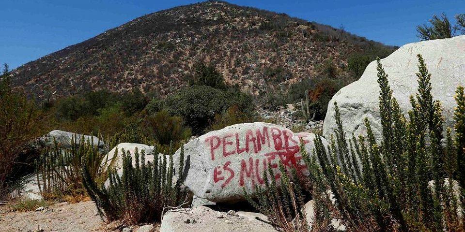 San Juan le hará juicio a una minera chilena que contamina en Argentina