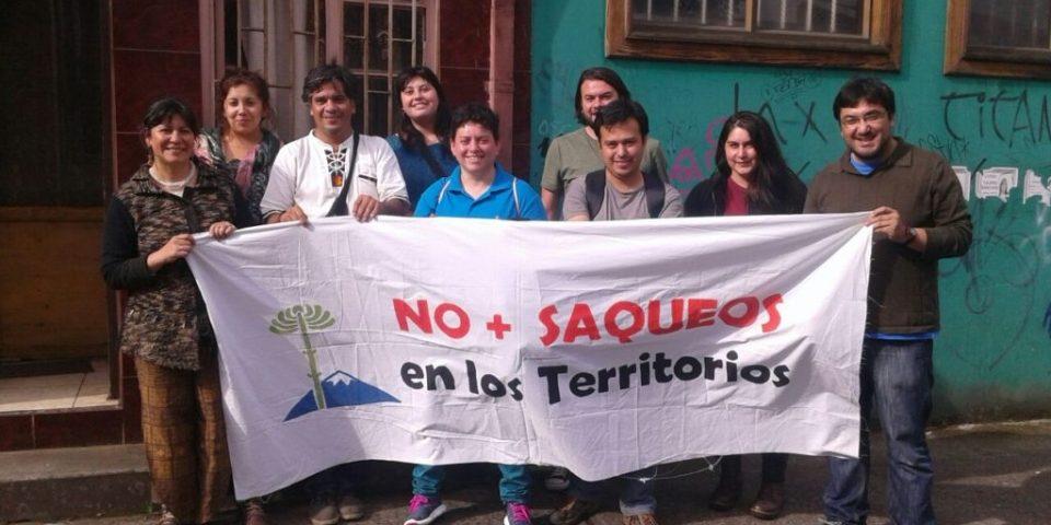 Querella contra el diario Mapuxpress por publicar artículo contra minera